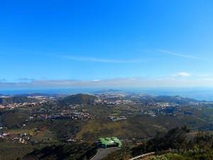 Widok z Pico de Bandama2
