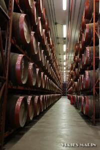 Bodega fabryki rumu